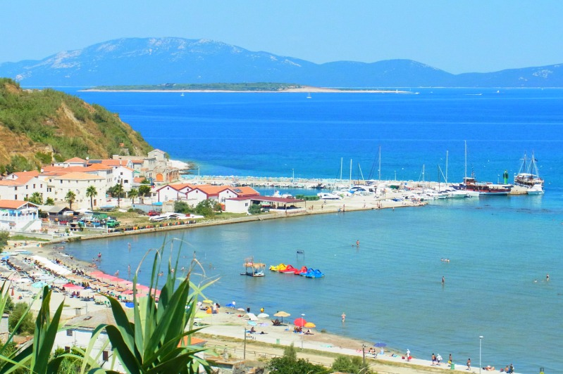 Segelurlaub vor der kroatischen Küste