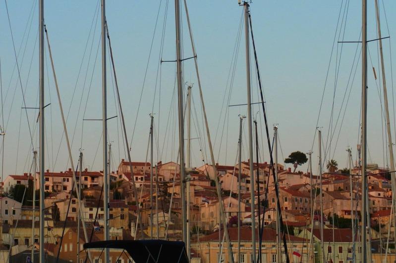Segeltörn mitsegeln selber segeln - in Kroatien