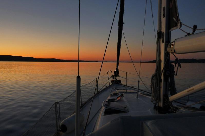 Segeln mitsegeln selber segeln in Kroatien