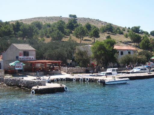 mitsegeln auf einem Segeltörn in Kroatien