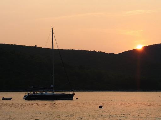 mitsegeln auf einem Segelurlaub in Kroatien