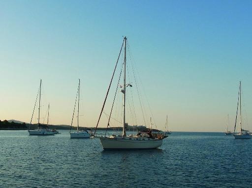 Segeltörn in Kroatien zum mitsegeln