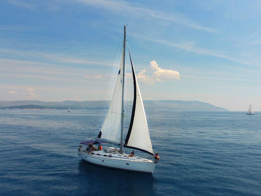 Segeltörn in Kroatien mit Segelyacht