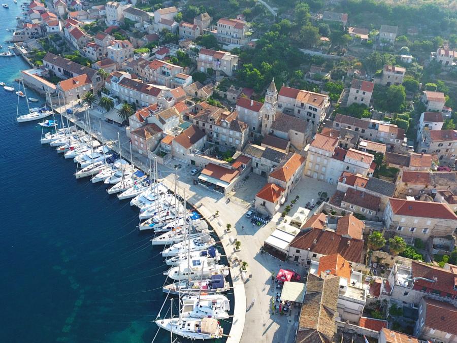 Segeltörn in Kroatien mit Segelyacht Segelurlaub